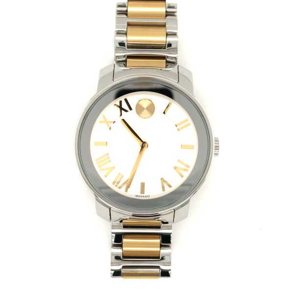 MOVADO 3600208 BOLD TWO TONE LUXE  WATCH Taylor's Jewellers Alliston, ON