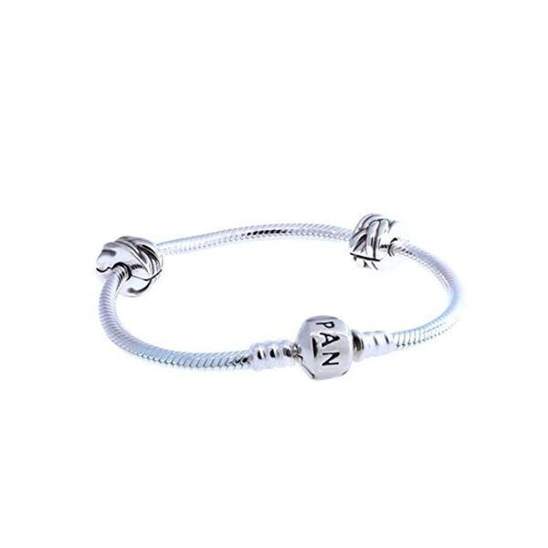 PANDORA USB795120 ICONIC STERLING SILVER BRACELET GIFT SET SIZE 7.9 Taylors Jewellers Alliston, ON