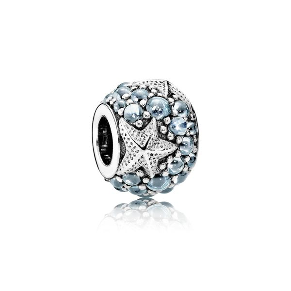 PANDORA 791905CZF Oceanic Starfish Charm Taylors Jewellers Alliston, ON