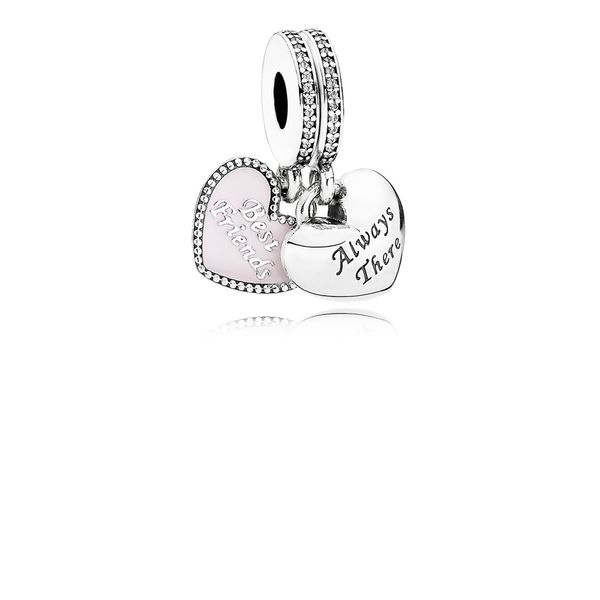 PANDORA 791950CZ Best Friends Charm Taylors Jewellers Alliston, ON