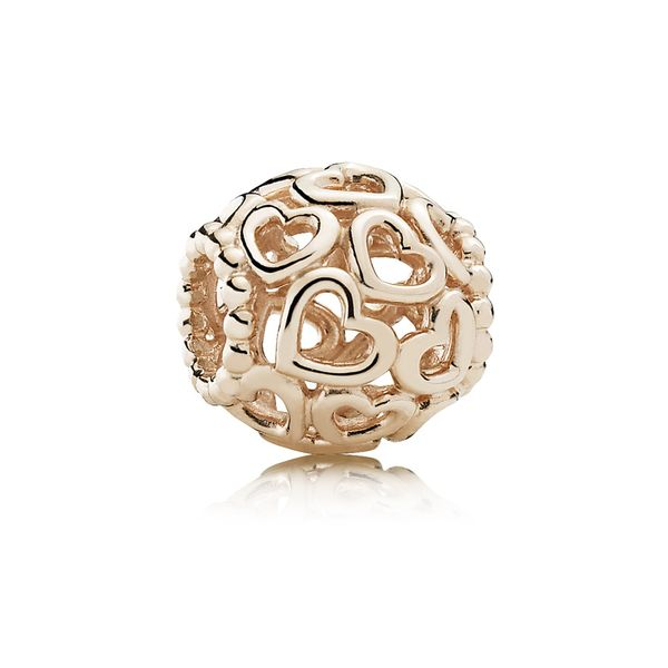 Open Your Heart Pandora Rose Taylors Jewellers Alliston, ON