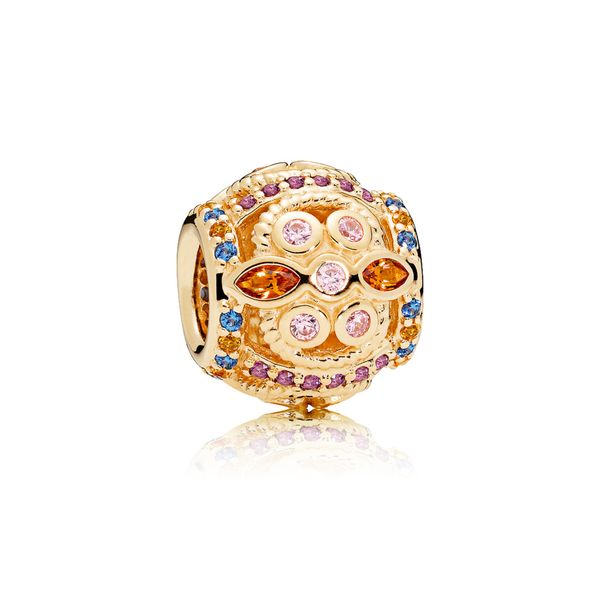PANDORA 756225PCZMX Colour Fresco Charm Taylors Jewellers Alliston, ON