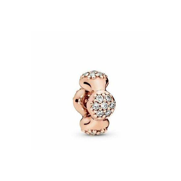 PANDORA 787292CZ ROSE MODERN LOVEPODS SPACER Taylors Jewellers Alliston, ON