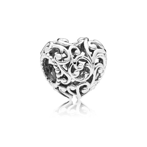 Regal Heart Charm Taylors Jewellers Alliston, ON