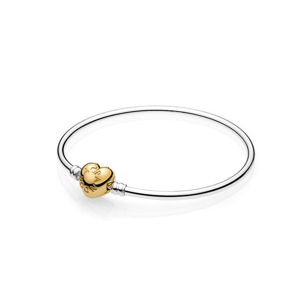 PANDORA 567163-17 SHINE HEART CLASP Taylor's Jewellers Alliston, ON