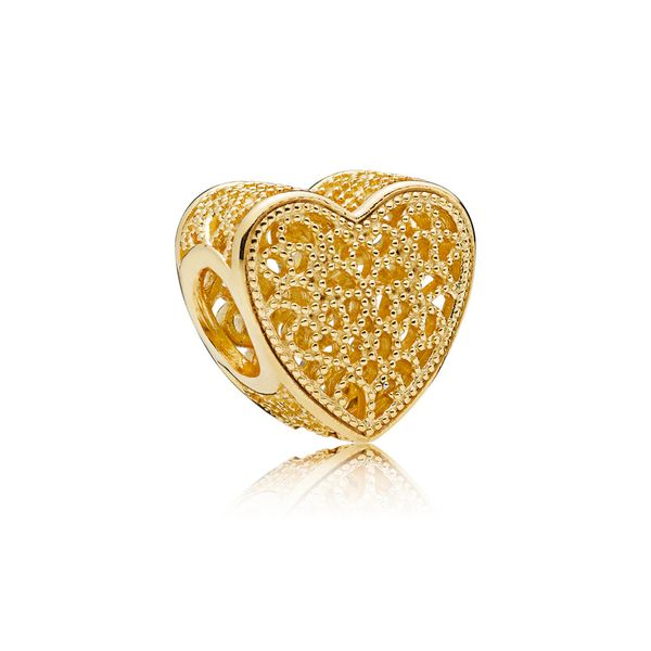 PANDORA 767155  SHINE Filled With Romance Charm Taylor's Jewellers Alliston, ON