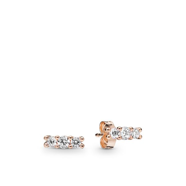 PANDORA ROSE 280725CZ CZ SPARKLING STUD EARRINGS Taylors Jewellers Alliston, ON