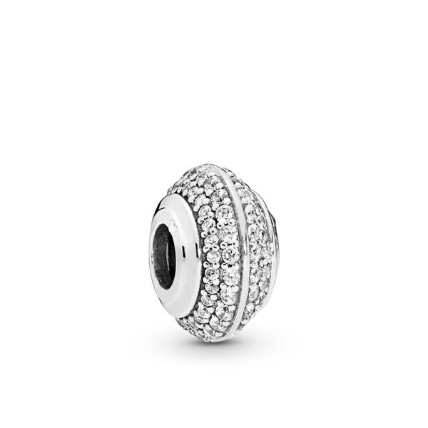 PANDORA 798066CZ SPARKILING PAVÉ CHARM Taylors Jewellers Alliston, ON