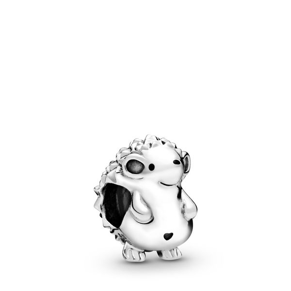 PANDORA 798353EN16 NINO THE HEDGEHOG CHARM Taylors Jewellers Alliston, ON