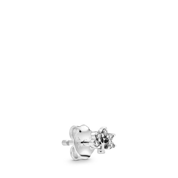 PANDORA 298387CZ MY NATURE STERLING SILVER EARRINGS Taylors Jewellers Alliston, ON
