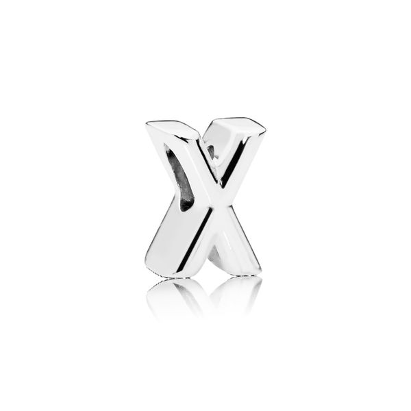 Letter X Charm Taylor's Jewellers Alliston, ON