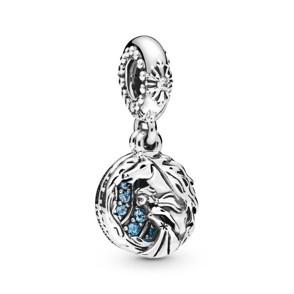 PANDORA 798456C01 DISNEY FROZEN ELSA & NOKK CHARM Taylors Jewellers Alliston, ON