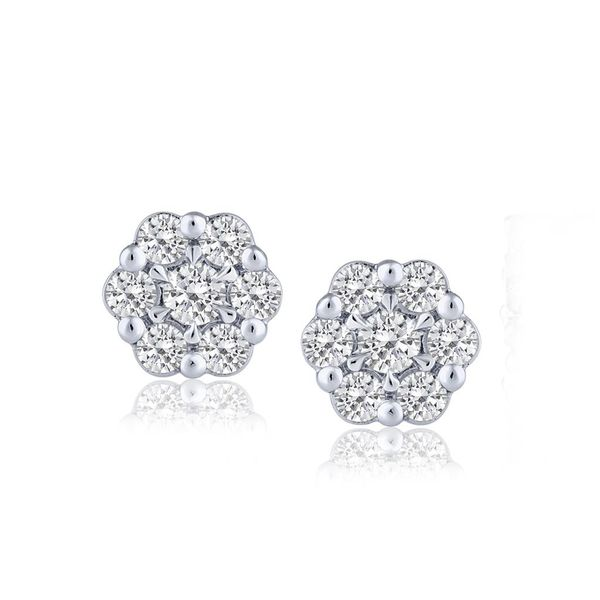 Diamond Earrings Tena's Fine Diamonds and Jewelry Athens, GA