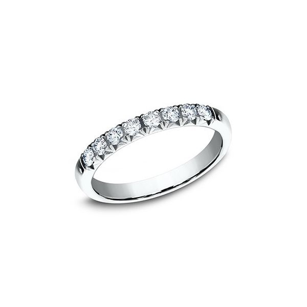 1/3 CT Diamond White Gold Wedding Band Texas Gold Connection Greenville, TX