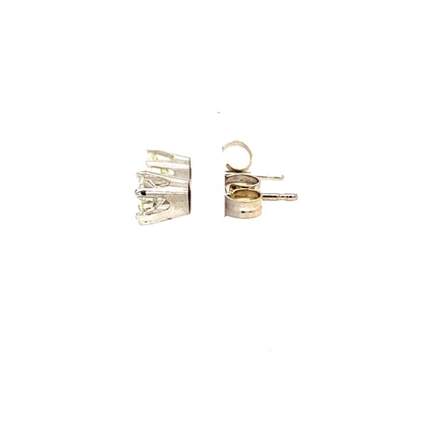 1/2 CTW DIAMOND STUD EARRINGS Image 2 Texas Gold Connection Greenville, TX