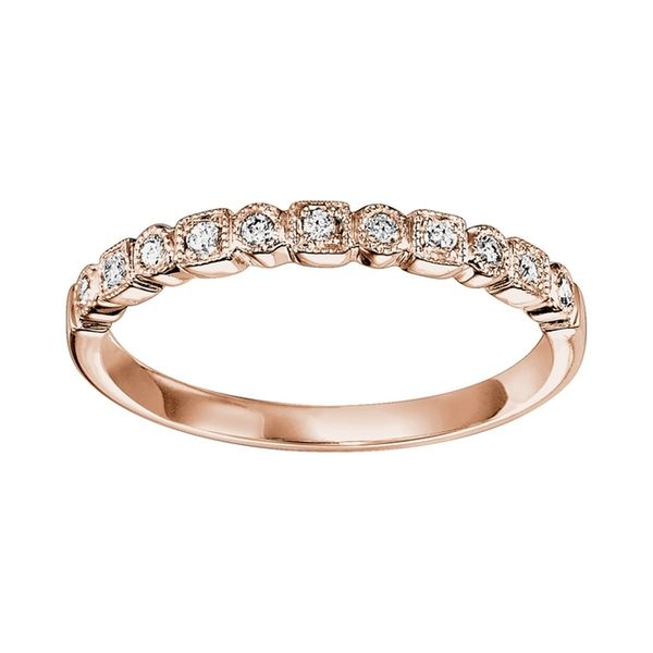 Ladies 14K Rose Gold Mixable Ring Texas Gold Connection Greenville, TX