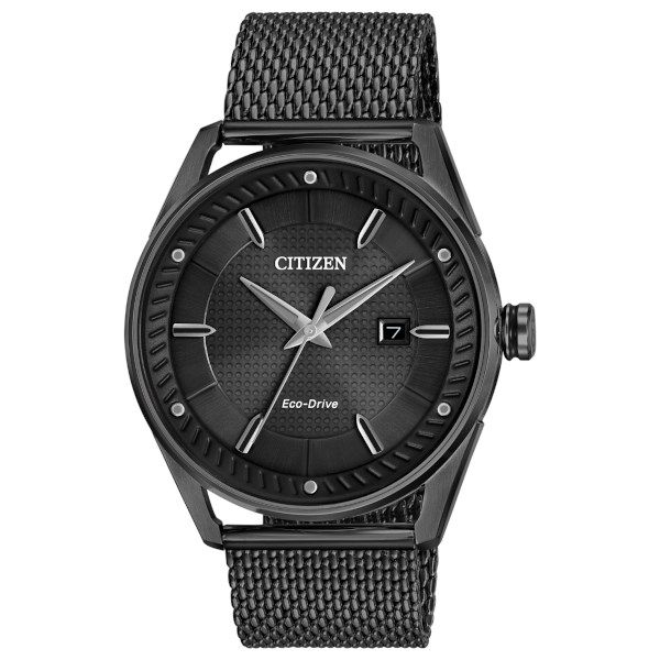 Citizen Drive Black Stainless Steel Watch Carroll's Jewelers Doylestown, PA
