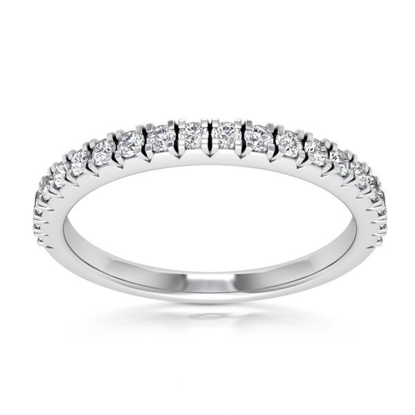 Ladies Prong Set Diamond Wedding Band The Ring Austin Round Rock, TX