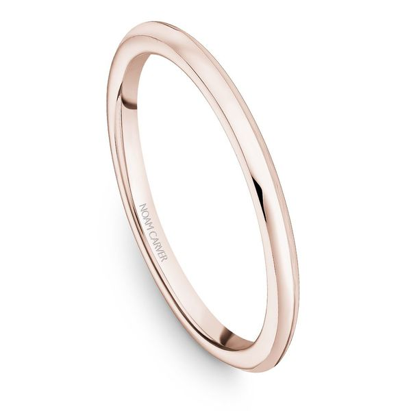14k RG Plain Thin Wedding Band The Ring Austin Round Rock, TX