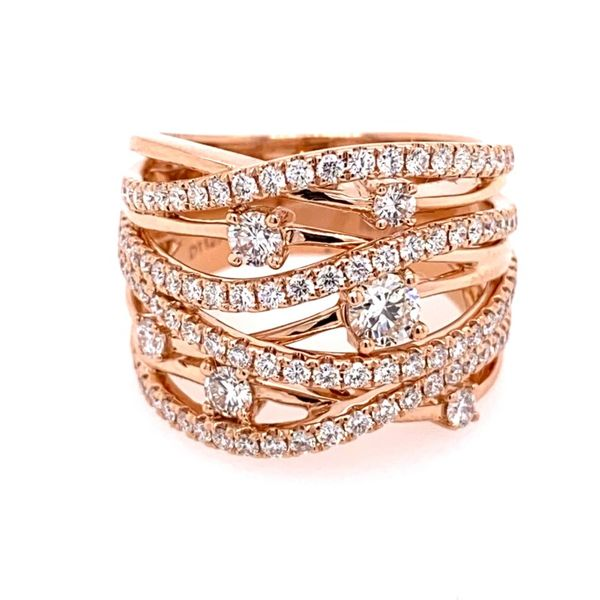 Ladies Diamond Fashion Ring Tipton's Fine Jewelry Lawton, OK