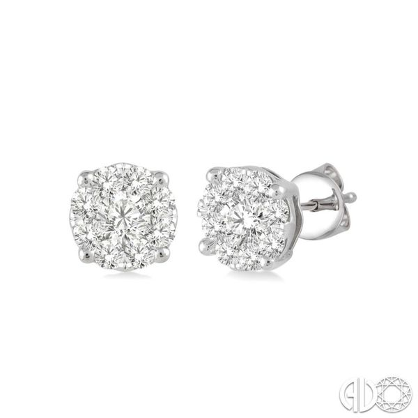 Diamond Earring Tipton's Fine Jewelry Lawton, OK
