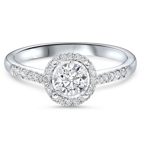 DIAMOND ENGAGEMENT RINGS/GOLD/PLATINUM Valentine's Fine Jewelry Dallas, PA
