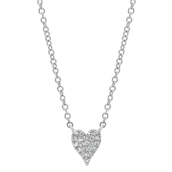 Shy Creation DIAMOND PENDANTS/NECKLACES/GOLD/PLATINUM Valentine's Fine Jewelry Dallas, PA