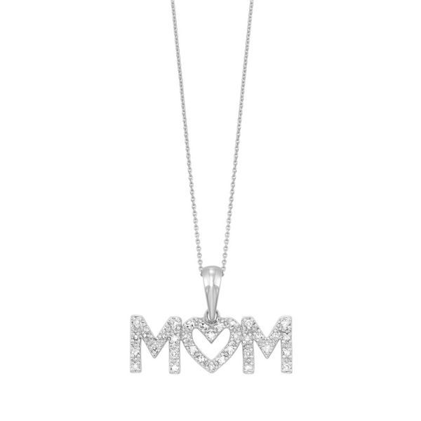 DIAMOND NECKLACES/PENDANTS/STERLING SILVER/SS/GOLD COMBO Valentine's Fine Jewelry Dallas, PA
