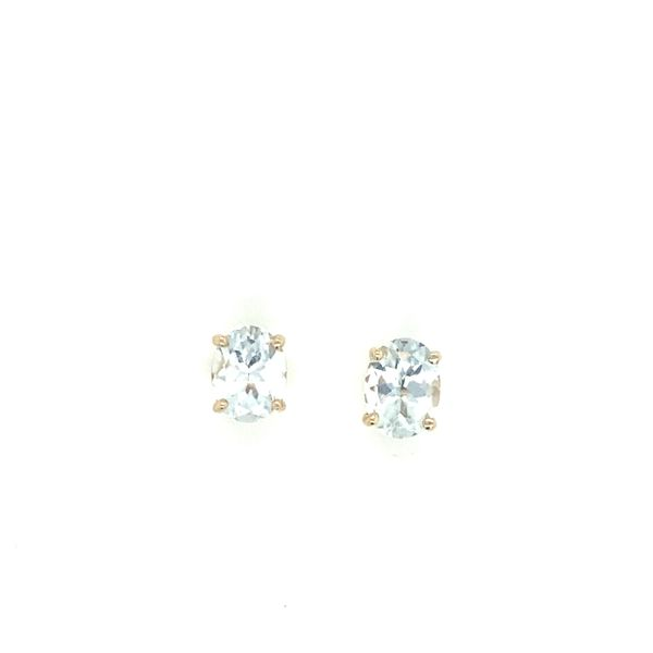 GEMSTONE EARRINGS/GOLD/PLATINUM Valentine's Fine Jewelry Dallas, PA