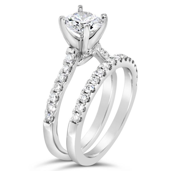 Diamond Engagement Ring Van Adams Jewelers Snellville, GA