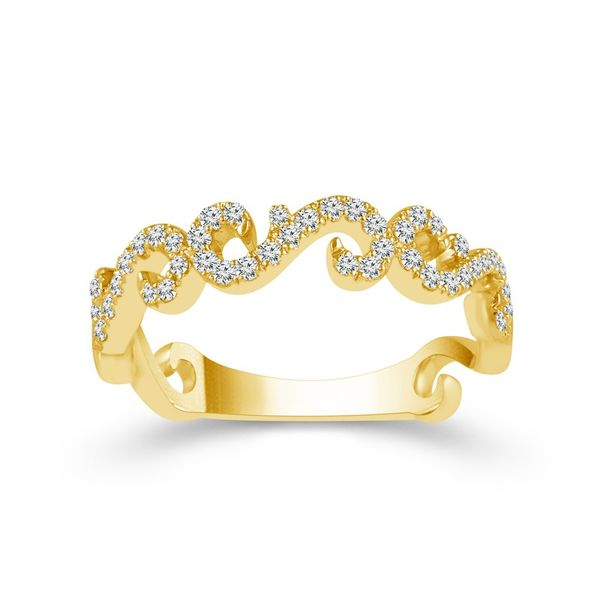 Lady's Diamond Wedding Band Van Adams Jewelers Snellville, GA