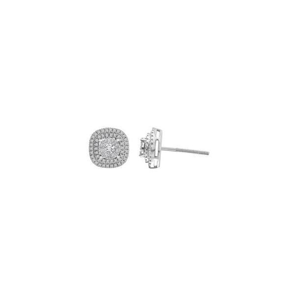Diamond Earrings Van Adams Jewelers Snellville, GA