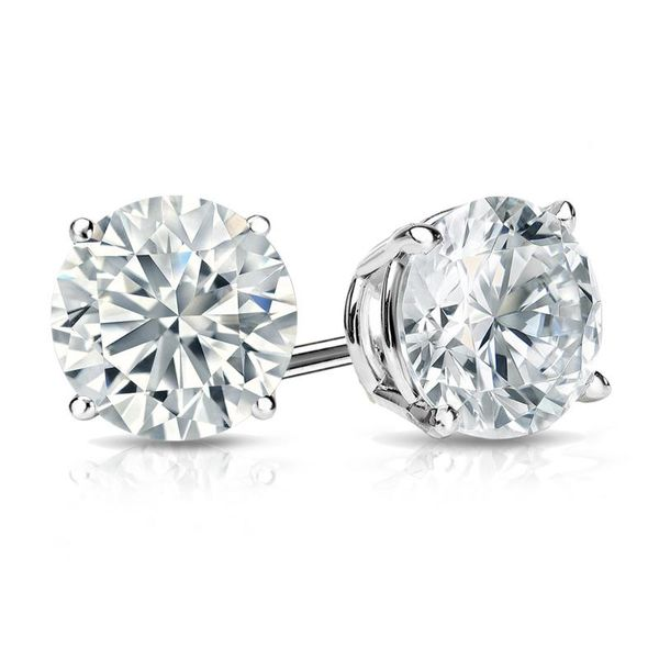 Diamond Stud Earrings Van Adams Jewelers Snellville, GA