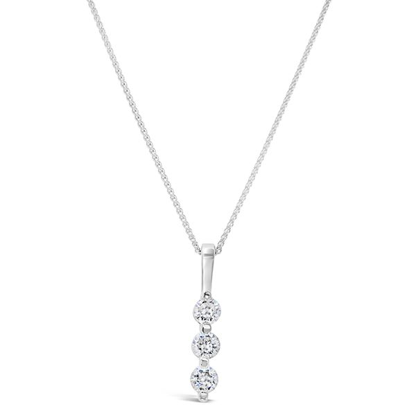 Diamond Necklace Van Adams Jewelers Snellville, GA