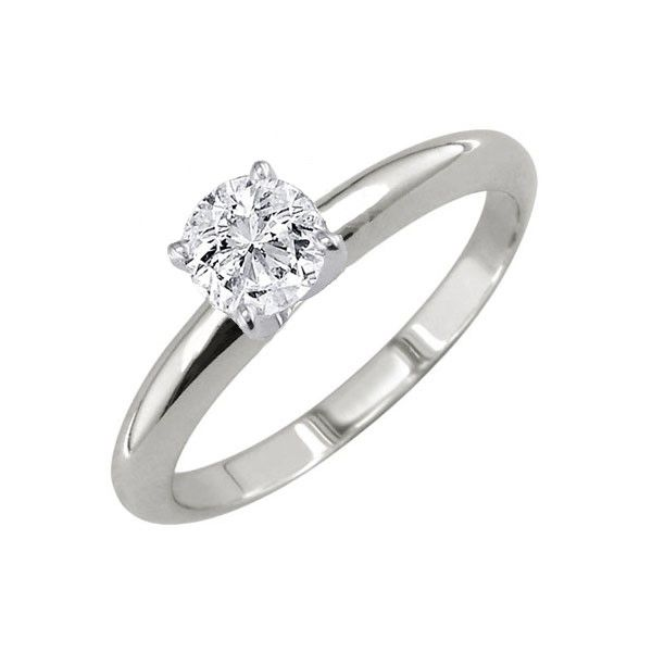 Solitaire Engagement Ring Van Adams Jewelers Snellville, GA
