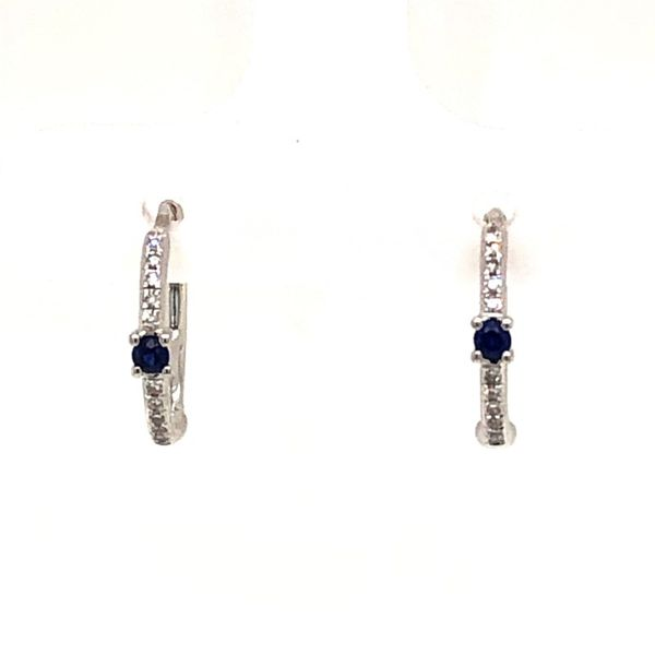 Shy Creation Gemstone Earrings Van Adams Jewelers Snellville, GA