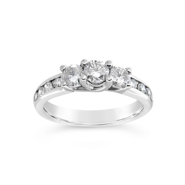 Engagement/anniversary ring Van Adams Jewelers Snellville, GA
