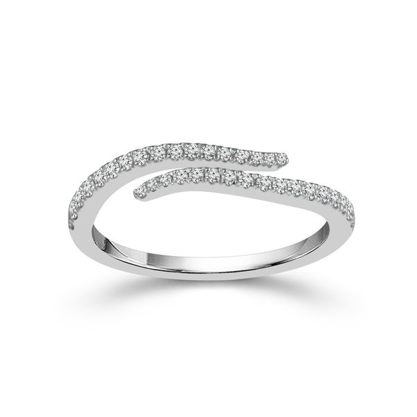 14K Diamond Wedding Band Van Adams Jewelers Snellville, GA