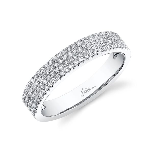 Diamond Pave Band Van Adams Jewelers Snellville, GA