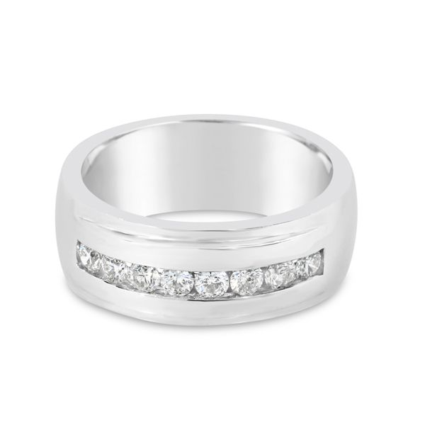 Men\'s Diamond Wedding Band Van Adams Jewelers Snellville, GA