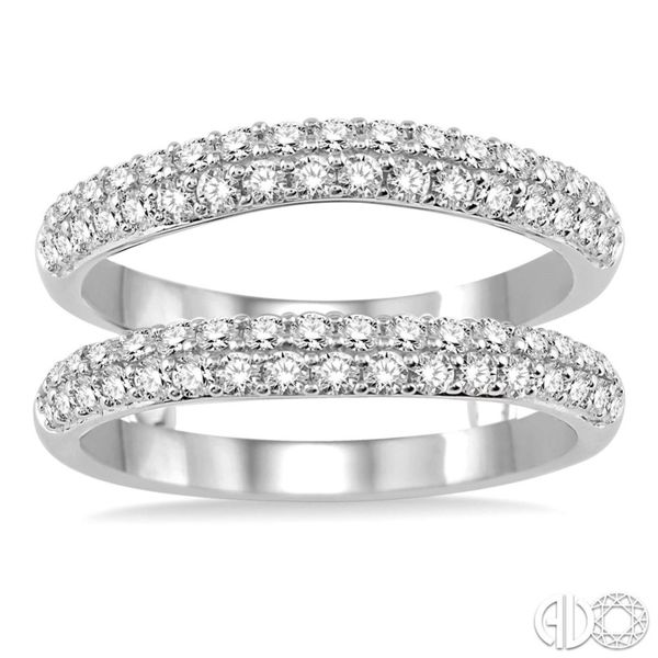 Diamond Ring Guard Van Adams Jewelers Snellville, GA