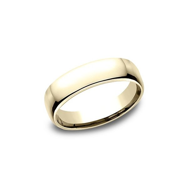 Men's Gold Wedding band Van Adams Jewelers Snellville, GA