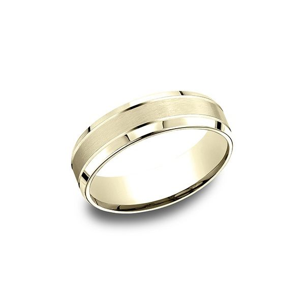 Men\'s Gold Engraved Wedding bands Van Adams Jewelers Snellville, GA