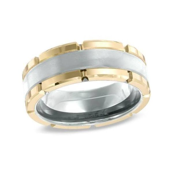 Tungsten Wedding Band Van Adams Jewelers Snellville, GA