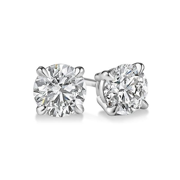 3/4 CT  Diamond Stud Earrings Van Adams Jewelers Snellville, GA