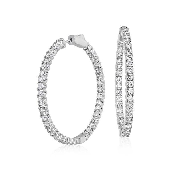14K Diamond Earrings Van Adams Jewelers Snellville, GA