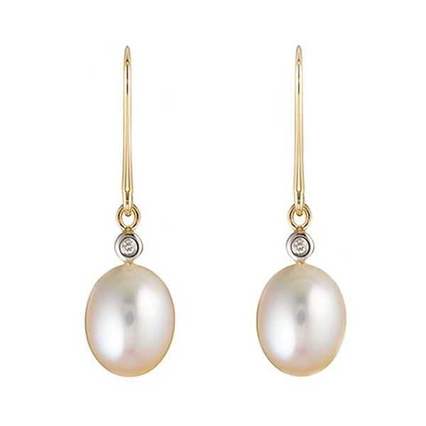 Pearl Earrings Van Adams Jewelers Snellville, GA