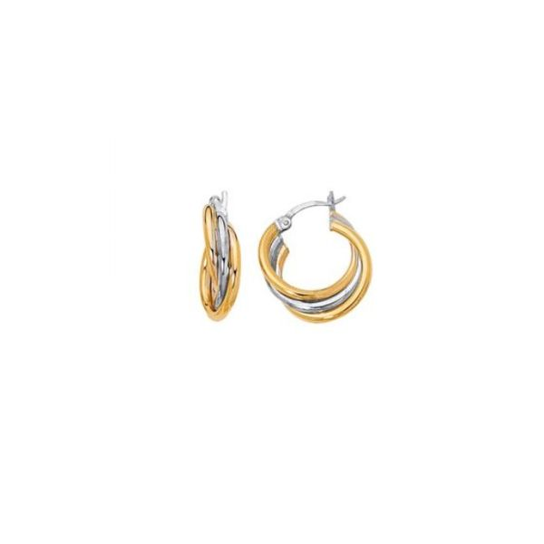 Gold Earrings Van Adams Jewelers Snellville, GA