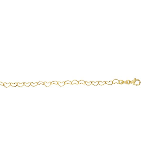 Lady's Gold Fashion Bracelet Van Adams Jewelers Snellville, GA