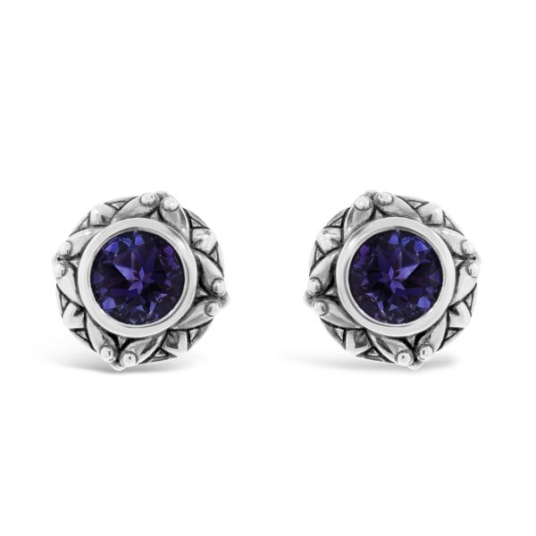 Colore | SG Colored Gemstone Earrings Van Adams Jewelers Snellville, GA